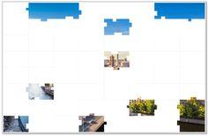 Welche deutsche Stadt wird in diesem Bilder Puzzle Rätsel gesucht?  Finde es heraus!