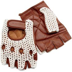 Electra Ticino Deluxe Leather Gloves - Mike's Bikes - $19.99