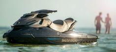 Sea-Doo GTI Limited 155 | Sea-Doo SPARK & Line-up | Sea-Doo US | Sea-Doo US