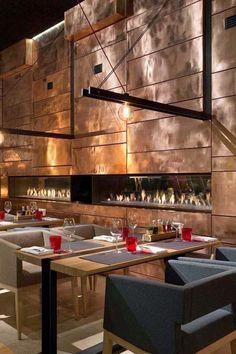Food & Forest Restaurant Design by YOD Design Lab