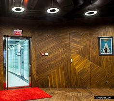 Avialeasing Office in Moscow // Noor | Afflante.com