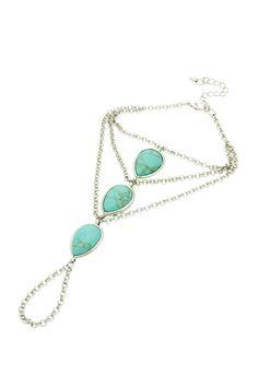 3 Stone Hand Jewellery