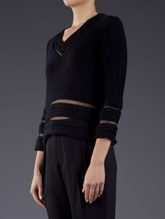 Philosophy Di Alberta Ferretti V-neck Sweater - Zoe - Farfetch.com