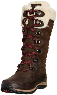 Timberland Women's Earthkeepers Willowood Waterproof INS Snow Boot…Wish I could find these!