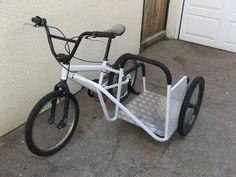 BMX Sidehack / Sidecar