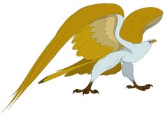Anyway Marahute from The Rescuers Down Under. I had fun drawing this Gorgeous Golden Eagle . Favorite Cartoon Character, Character Art, Character Design, The Rescuers Down Under, Digital Art Beginner, Eagle Drawing, Eagle Design, Most Beautiful Birds, Disney Art