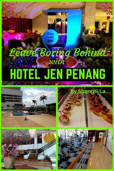 Hotel Jen Penang by Shangri-La offers guests #AfterHours options of things-to-do in Penang, Malaysia with an interactive #NightLight map. Activities, sites, food and more, sourced from travel bloggers and influencers as well as hotel guests. https://www.theislanddrum.com/leave-boring-behind-hotel-jen-penang/
