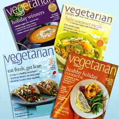 Archived Vegetarian Times