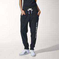 adidas Logo Essentials Baggy Trainingshose - schwarz | adidas Deutschland