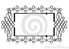 Fancy Page Border Five - Download From Over 26 Million High Quality Stock Photos, Images, Vectors. Sign up for FREE today. Image: 31736630