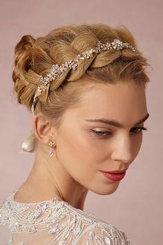 Esküvői frizura – a Te arcodhoz | Esküvői Magazin