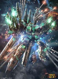 Gathered some mobile phone sized wallpapers from Gundam Cross War card game.     source: http://polville13.net/gundam-crosswar           ...