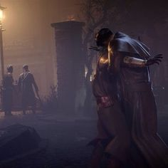 #Vampyr - New Screens Show Combat. What do you think of them?  http://ift.tt/2cHEvyg