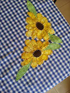 Retalho e Cor = toalha de mesa