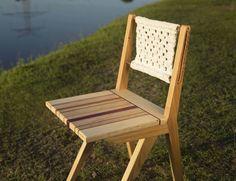 Cadeira Caipira: O Design Arte do Jundiaiense Lucas Neves | Larissa Carbone Arquitetura
