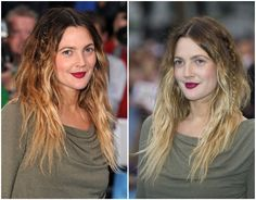 balayage or this version which is a bit more bold.