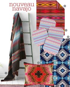 The Future is Bright With These New Navajo Prints with nuLOOM's Terica rug!