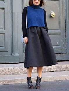 How+to+Wear+Sweaters+Based+on+Your+Body+Type+via+@PureWow