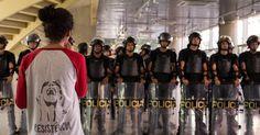 Seis Escolas Técnicas estão ocupadas em protesto por merenda, dizem estudantes - Notícias - R7 Educação