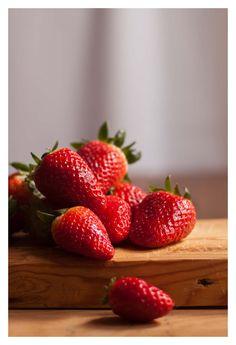 Strawberries by El Oso con Botas