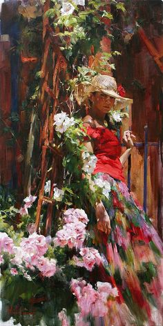 Michael & Inessa Garmash - Wall of Light