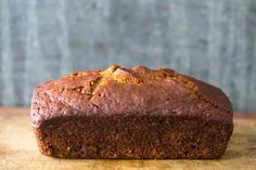 Pumpkin Bread ~ What to do with leftover pumpkin?  Make pumpkin bread of course!  Easy pumpkin bread recipe spiced with nutmeg, cinnamon, and allspice. ~ SimplyRecipes.com