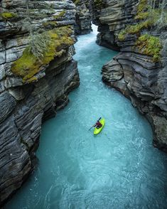 """""""Photo by @chrisburkard    Athabasca River in Alberta, Canada is a must for all avid adventure seekers. If it wasn't for the crisp outdoor air you just…"""""""