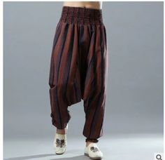 Fluid Big Crotch Pants – Benovafashion Jogger Pants, Joggers, Slacks, Trousers, Harem Shorts, Men Pants, Big, Parachute Pants, Elastic Waist
