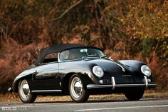 Porsche 356 Speedster 1957 #oldtimer #cars