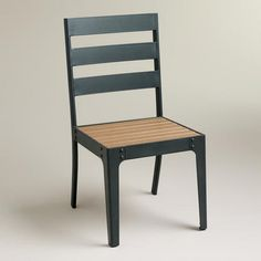 One of my favorite discoveries at WorldMarket.com: San Clemente Dining Chairs, Set of 2