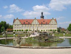 Schloss und Park Weikersheim - Hohenlohe - Wikipedia, the free encyclopedia
