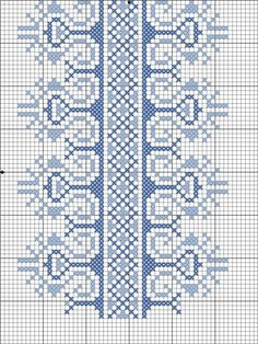 (5) Gallery.ru / Фото #144 - монохром+жаккард - irisha-ira Cross Stitch Numbers, Cross Stitch Borders, Cross Stitch Alphabet, Cross Stitch Flowers, Cross Stitch Charts, Counted Cross Stitch Patterns, Cross Stitch Designs, Cross Stitching, Cross Stitch Embroidery