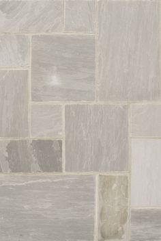 Cathedral Grey sandstone paving patio pack available to order from Green Garden Paving