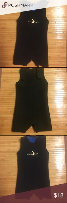 FREE!🚼Children's Wetsuit Great wetsuit for the little one.             FREE with any purchase from my closet. I'm cleaning out the closet and giving away some great deals. Please mention the free item when you purchase another item. Swim One Piece