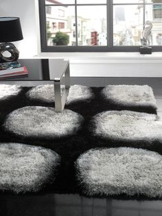 56 Best Black And White Area Rugs Images White Carpet Carpet
