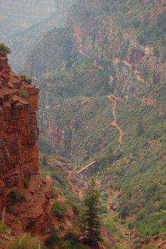 North Rim Grand Canyon Trail