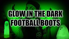 Making Glow in the Dark Football Boots! Football Boots, Cleats, The Darkest, Glow, Soccer, Sports, Hs Sports, Soccer Shoes, Football