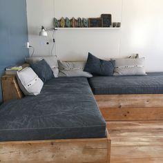 Slaapbank woonkamer