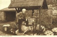 Gerald Gardner at the Witches' Mill