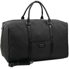 c54f102b66 Copi Travel Large Duffel Bag - Luggage Gym Sports Huge Tote bag     Check