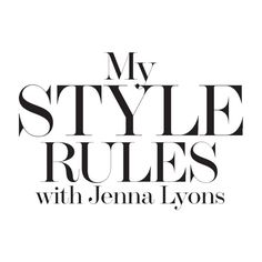 My Style Rules: Jenna Lyons | How J.Crew's Jenna Lyons always looks so... ❤ liked on Polyvore featuring home and home decor