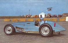 Louis Chiron in an F1 Talbot Lago at Silverstone