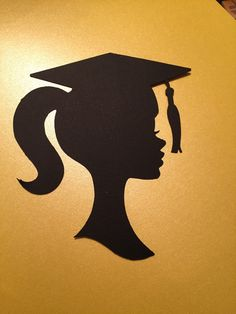 Girl Silhouette head please order 5 or by MotivationCreation