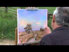 DVD - Painting Atmospheric Oil Landscapes Brian Ryder