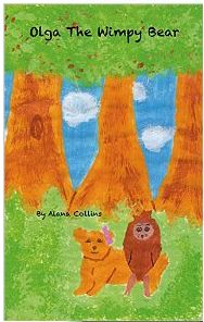This is a children's book I wrote and illustrated during my Children's book college project. It is available to buy as an e-book. Wimpy, Online Portfolio, My Children, Childrens Books, My Books, College, Bear, Writing, Illustration