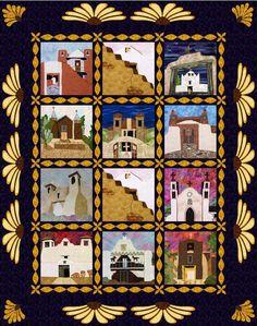 17 best southwest quilts images on pinterest southwest for Southwest decoratives