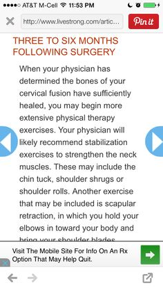 2 levels still not fused, 2 partially. Just reached 4 month mark. Incapable of motor control prior to operation and of course little control 2-3 months after operation. Still in recovery/PT One must experience it to understand. Every PT appt. leaves you exhausted, with headaches, & sleep Is a must. If someone you know had any kind of spinal fusion, spinal stenosis, removal of vertebrae, herniated disc, spurs, & damaged nerves. To help their healing...lay off! We are doing the best we can!