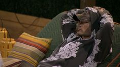 Don't interrupt Caleb when he's talking to himself about himself. (Cody asked him up to the HOH room)