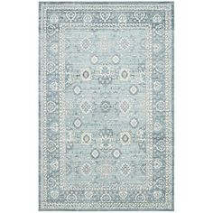 Safavieh VAL110B-5 Valencia Collection Area Rugs, 5-Feet by 8-Feet, Alpine and Multicolor Safavieh http://www.amazon.com/dp/B00UJH62RE/ref=cm_sw_r_pi_dp_El-yvb0FTY45V