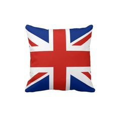 union_jack_flag_of_great_britain_throw_pillows-rdee7aae17233... - Polyvore
